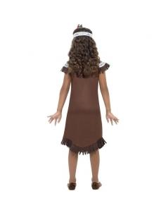 Costume petite indienne | Déguisement Enfant