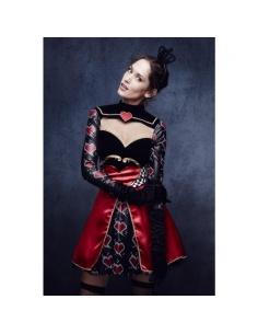 Costume reine de coeur sexy | Déguisement