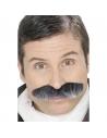 Moustaches de militaire grises | Accessoires