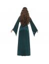 Costume demoiselle médiévale vert | Déguisement