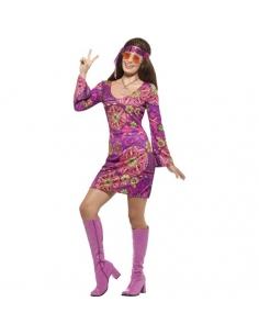 Costume hippie de Woodstock | Déguisement