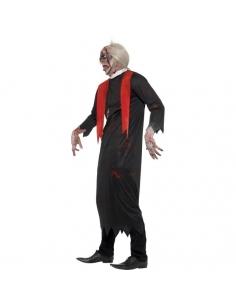 Costume zombie grand prêtre   Déguisement