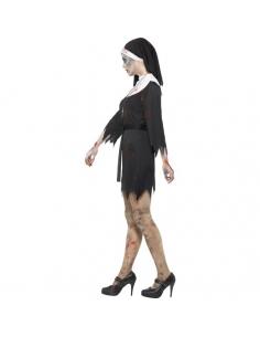 Costume zombie bonne s?ur | Déguisement