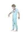 Déguisement dentiste Zombie Homme | Déguisement