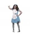 Costume zombie Alice   Déguisement
