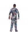 Déguisement Zombie Multicolore Ado (veste, pantalon, cravate) | Déguisement