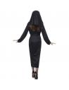 Déguisement Nonne noir et blanc (Robe, ceinture et coiffe) | Déguisement