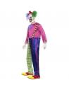 Déguisement clown coloré tueur | Déguisement Homme