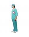 Déguisement chirurgien vert | Déguisement Homme