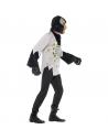 Déguisement singe mutant (haut avec bras en fourrure et masque en latex)   Déguisement Homme