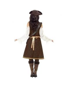 Déguisement femme pirate de haute mer | Déguisement