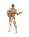 Déguisement Elvis lamé or | Déguisement