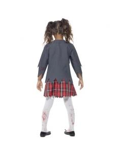 Déguisement enfant zombie écolière | Déguisement Enfant