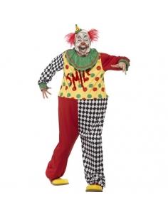 Costume clown sinistre | Déguisement
