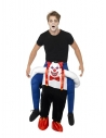 Costume clown sinistre | Déguisement