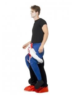 Costume clown sinistre   Déguisement