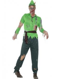 Déguisement Peter Pan zombie | Déguisement Homme