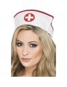 Coiffe infirmière blanche | Accessoires