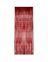 Rideau scintillant rouge | Décorations