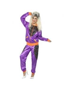 Costume jogging rétro femme | Déguisement
