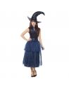 Costume sorcière de minuit   Déguisement