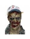 Masque zombie marron | Accessoires