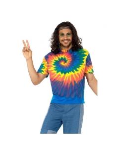 T-shirt adulte style années 60 | Déguisement