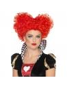 Perruque dame de coeur | Accessoires