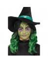 Maquillage à l'eau enfant sorcière verte | Accessoires