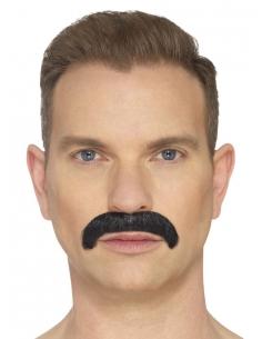 Moustache rockeur noire   Accessoires