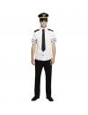 Déguisement capitaine noir et blanc | Déguisement Homme