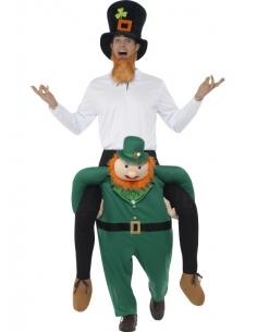 Déguisement piggyback leprechaun | Déguisement Homme
