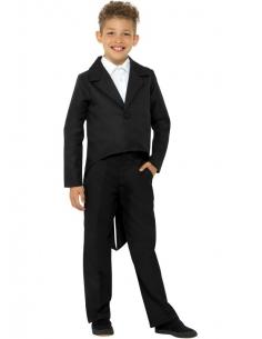 Veste enfant queue-de-pie noir | Déguisement Enfant