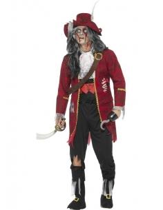 Déguisement Capitaine Crochet zombie | Déguisement Homme