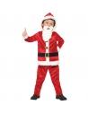 Costume enfant Père Noël | Déguisement Enfant