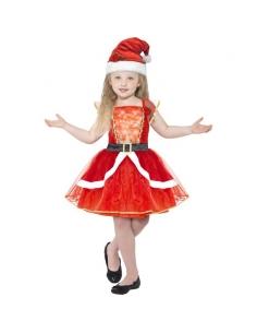 Costume enfant Mère Noël   Déguisement Enfant