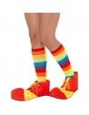 Sur-chaussures de clown adulte | Accessoires