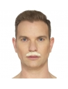 Moustache chevron blonde | Accessoires
