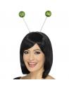 Antennes boules pailletées vert | Accessoires