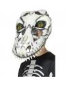 Masque de squelette de T-rex   Accessoires