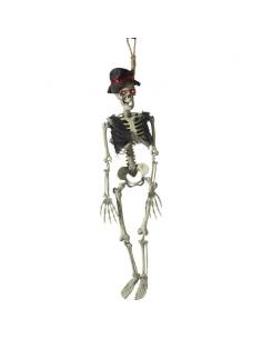 Squelette de marié animé à suspendre | Décorations