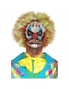 Masque tête de clown en latex | Accessoires