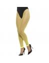 Legging résille jaune fluo   Accessoires