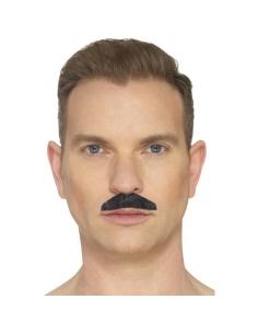 Moustache chevron noire   Accessoires