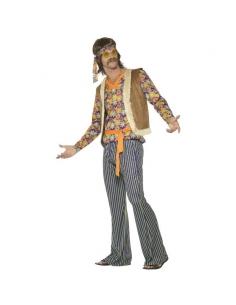 Déguisement hippie homme années 60 | Déguisement Homme