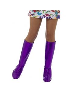 Paire de surbottes violettes | Accessoires