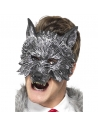 Masque grand méchant loup adulte | Accessoires
