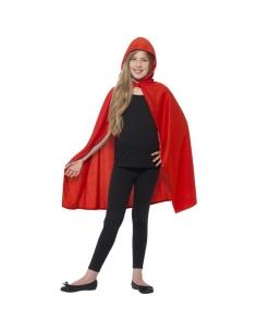 Cape à capuche rouge | Déguisement Enfant