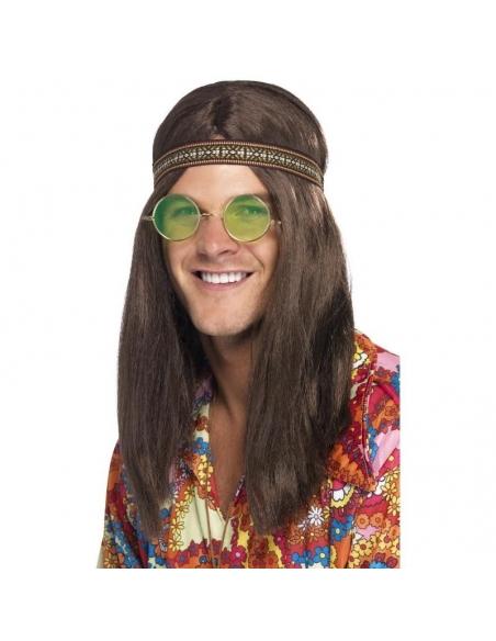 Kit hippie homme | Déguisement