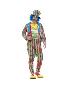 Costume adulte clown zombie   Déguisement